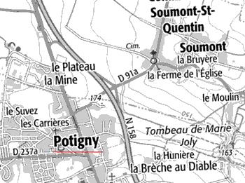 Fief du Temple de Potigny