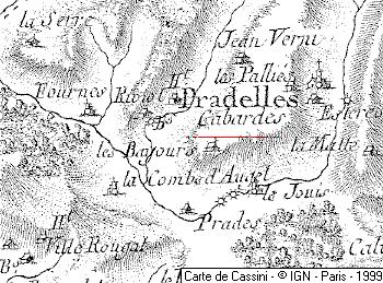 Domaine du Temple de Pradelles
