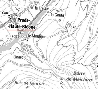 Domaine du Temple de Prads-Haute-Bléone