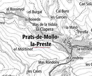 Domaines du Temple de Prats-de-Mollo