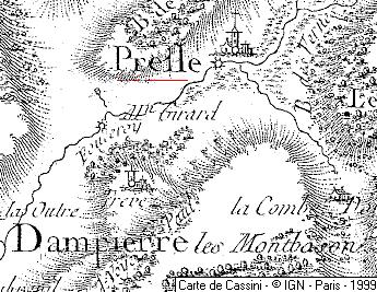 Domaine du Temple de Presle