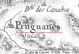 Seigneurie du Temple de Prugnanes