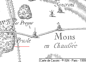 Domaine du Temple de Prusle