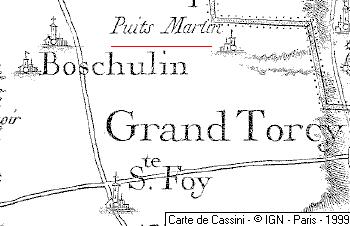 Fief du Temple de Puits-Martin