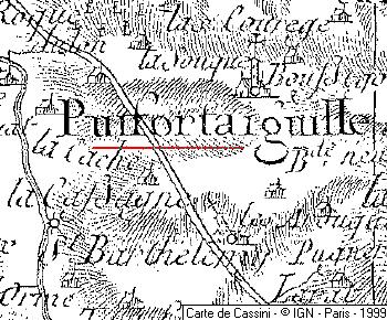 Maison du Temple de Puy-Fort-Eguille