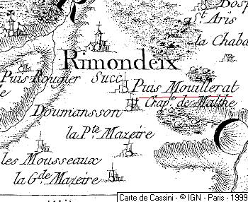 Chapelle de Puy-Mouillerat