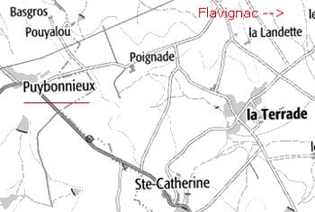 Maison du Temple de Puybonnieux