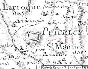 Domaine du Temple de Puycelsi