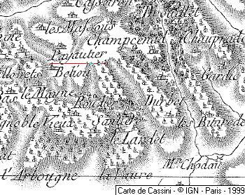 Domaine du Temple de Puylauthier