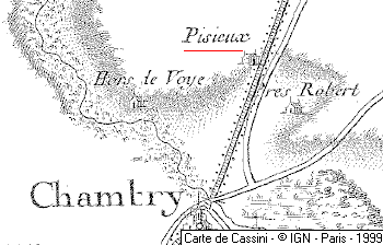 Domaine du Temple de Puisieux