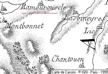 Domus de Ramourouscle