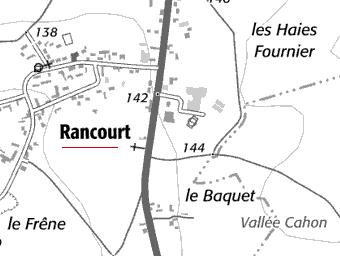 Domaine du Temple de Rancourt