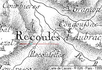 Domaine du Temple de Recoules d'Aubrac