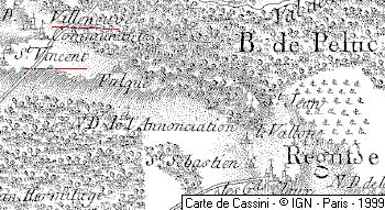 Domaine du Temple de Villeneuve