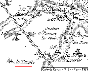 Le Temple de Reignac-sur-Indre