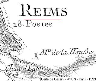 Maison du Temple de Reims