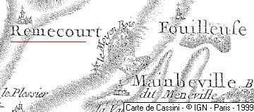 Maison du Temple de Rémécourt