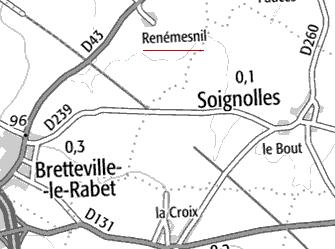 Seigneurie du Temple de Rénémenil