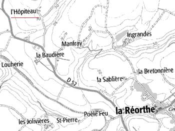 La Réorthe - L'Hopitau