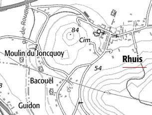 Domaine du Temple de Rhuis
