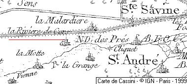 Domaine du Temple de La Rivière-de-Corps