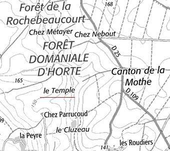 Le Temple de La Rochebeaucourt