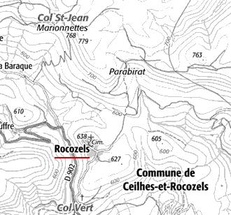 Domaine du Temple de Rocozels