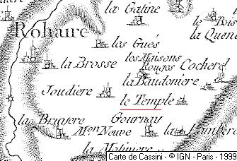 Domaine du Temple de Rohaire