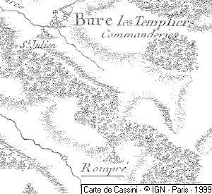 Fief du Temple de Romprey