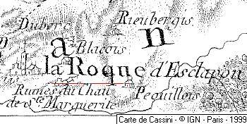 Domaine du Temple de La Roque-Esclapon