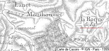 Domaine du Temple de La Roque-de-Fa