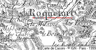 Maison du Temple de Roquefort