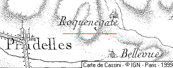 Domaine du Temple de Roquenégade