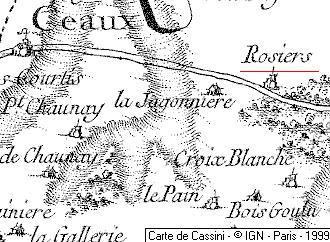 Domaine du Temple de Rosiers