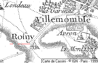 Domaine du Temple de Rosny-sous-Bois