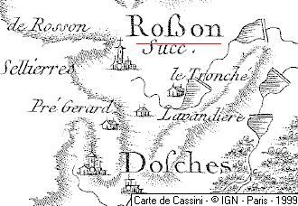 Domaine du Temple de Rosson