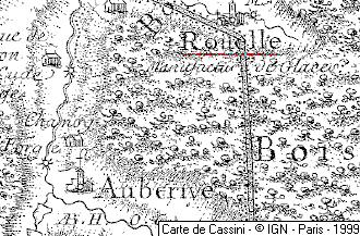 Domaine du Temple de Rouelles