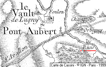 Moulin des Templiers des Ruats