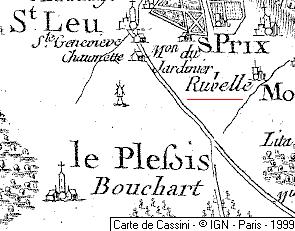 Domaine du Temple à Rubelles