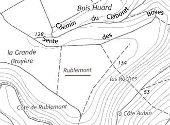 Domaine du Temple de Rublemont