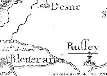 Domaine du Temple de Ruffey