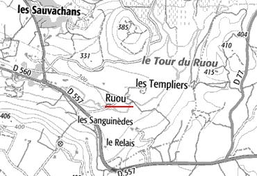 Maison du Temple de Ruou