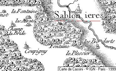 Domaine du Temple de Sablonnières