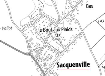 Fief du Temple de Sacquenville
