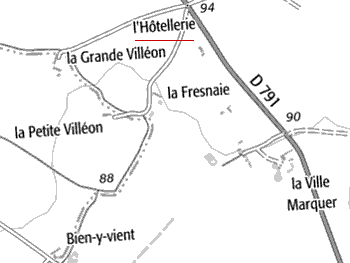 Domaine du Temple d'Hôtellerie