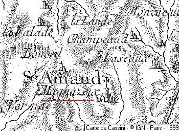 Domaine du Temple Saint-Amand-Magnazeix