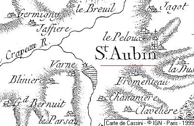 Maison du Temple de Saint-Aubin-le-Monial