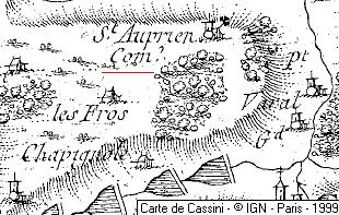 Domaine du Temple de Saint-Auprien