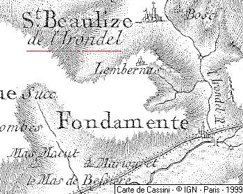 Domaine du Temple de Saint-Beauzile