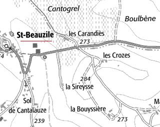 Domaine du Temple de Saint-Bauzile